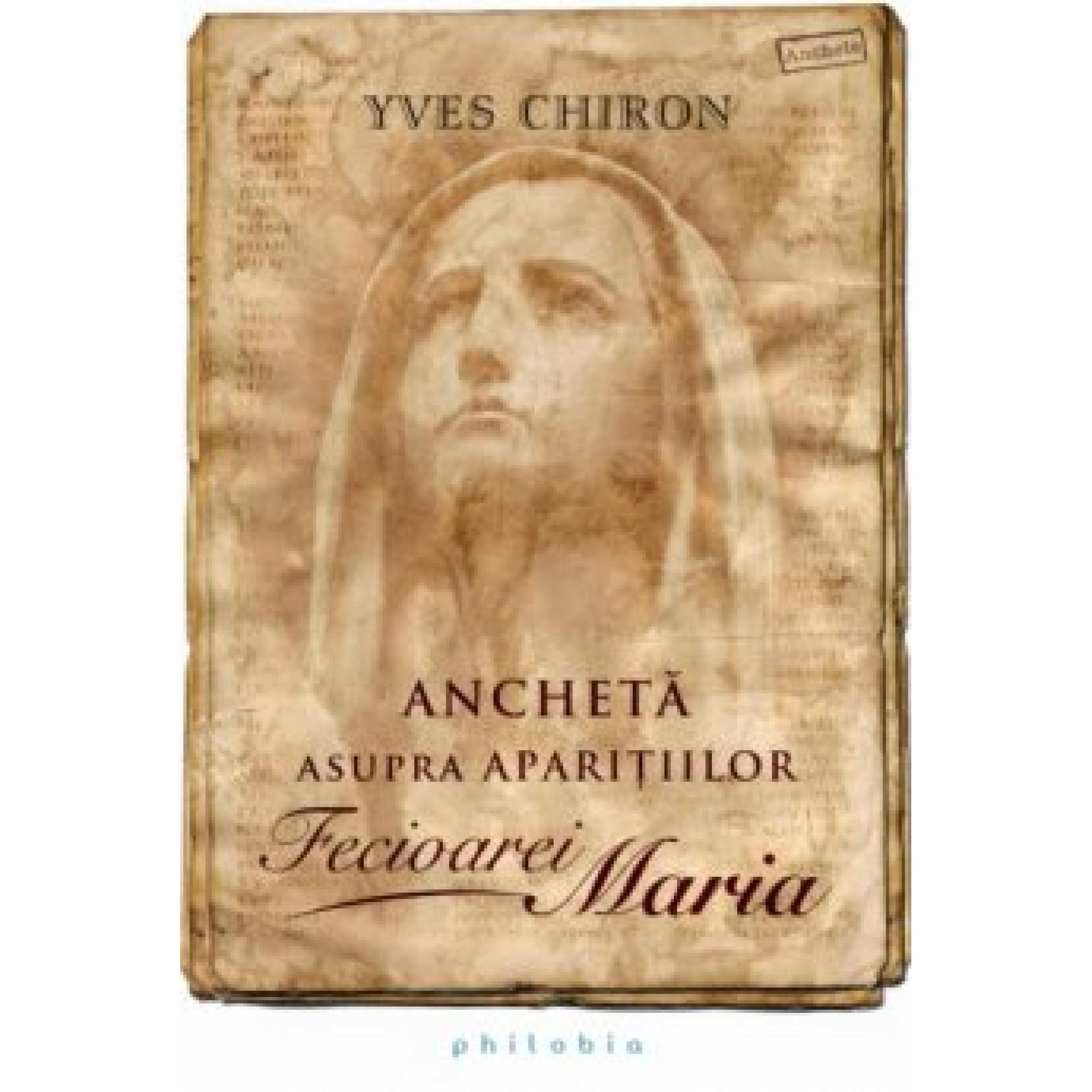 Anchetă asupra aparițiilor Fecioarei Maria; Yves Chiron