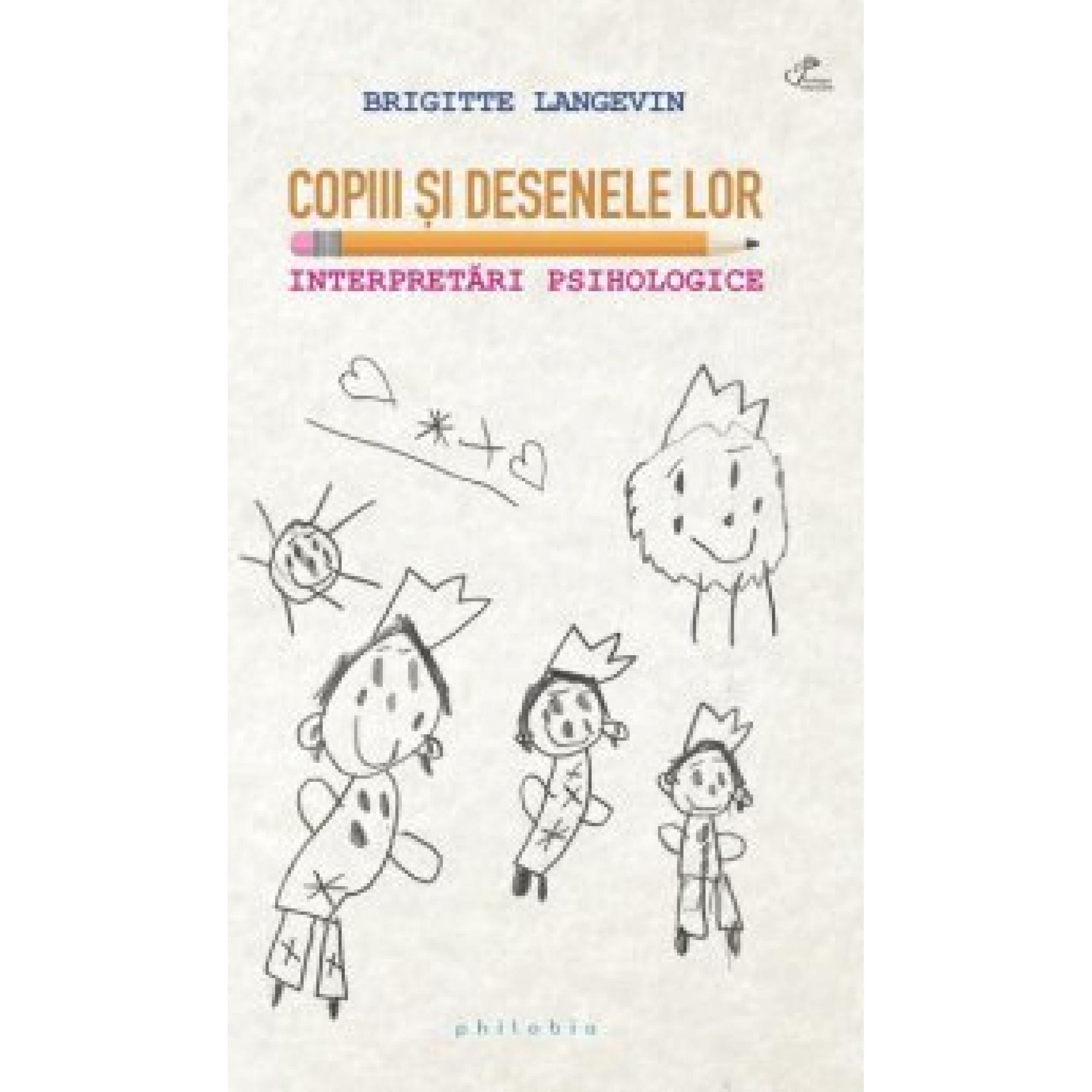 Copiii şi desenele lor; Brigitte Langevin