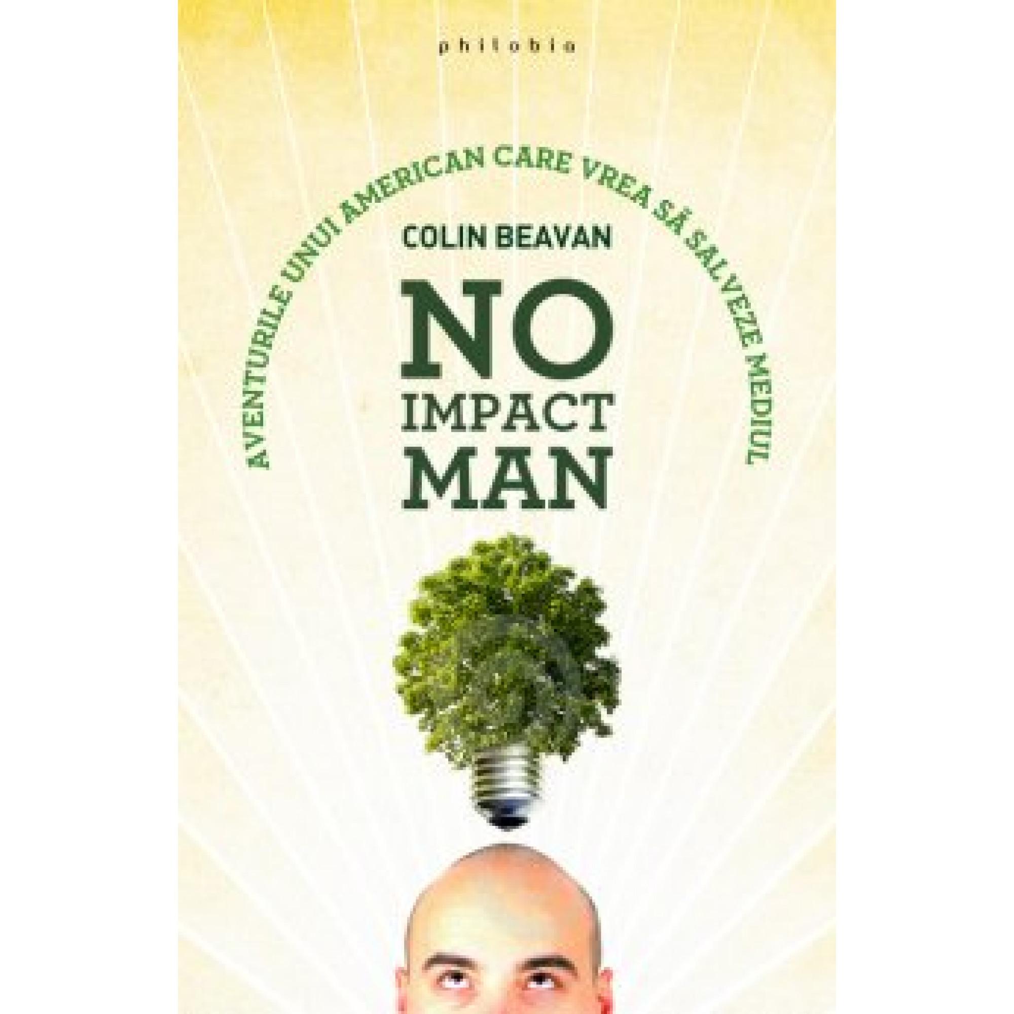 No Impact Man; Colin Beavan