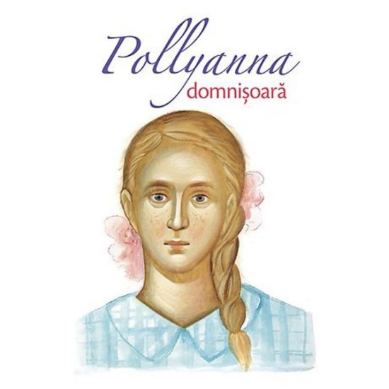 Coperta Carte Pollyanna Domnisoara
