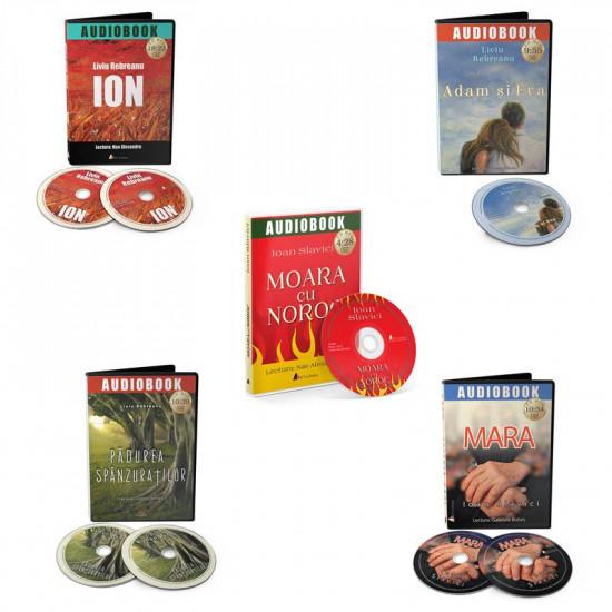 Reducere Nuvele si romane - audiobook