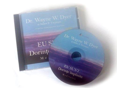 Dr Wayne Dyer Eu sunt Dorinte implinite meditatie audiobook ACT si Politon