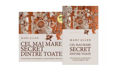 Cel mai mare secret dintre toate Marc Allen audiobook carte de buzunar