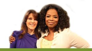 Oprah Winfrey, Marianne Wiliamson, Curs de pierdere în greutate